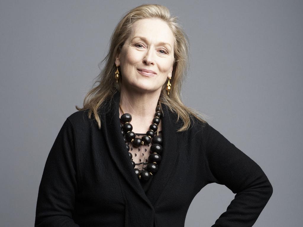 Meryl Streep Haircut
