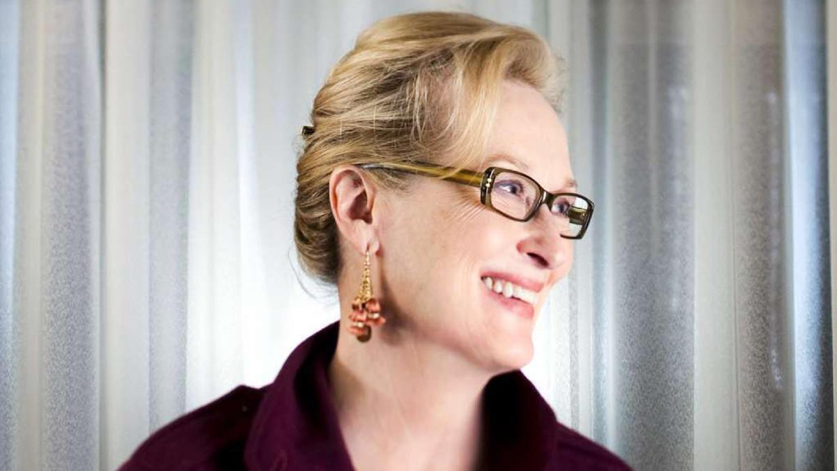 Meryl Streep Haircuts