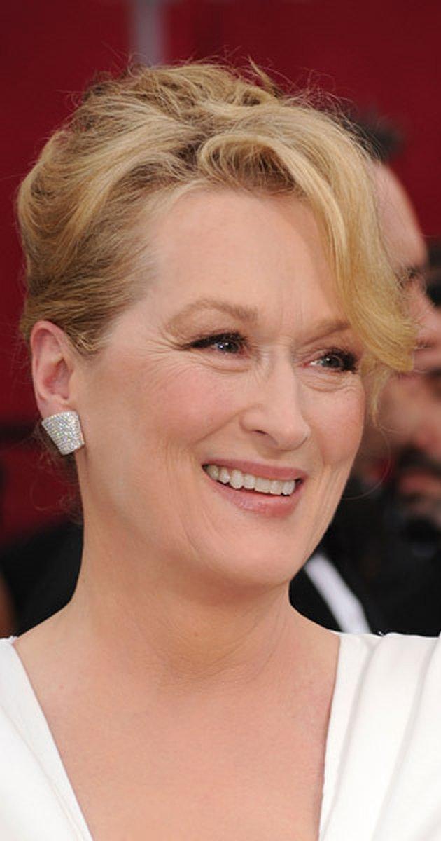 Meryl Streep Hairstyles 2018