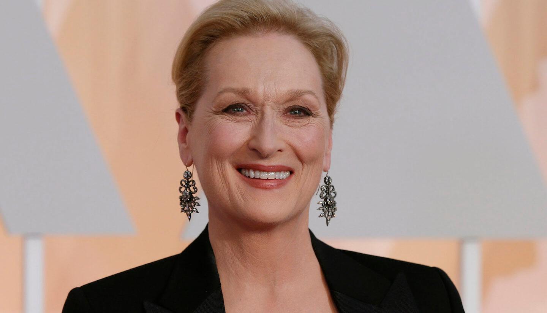 Meryl Streep cute smile