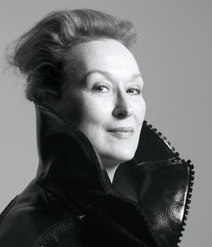 Meryl Streep new Haircuts