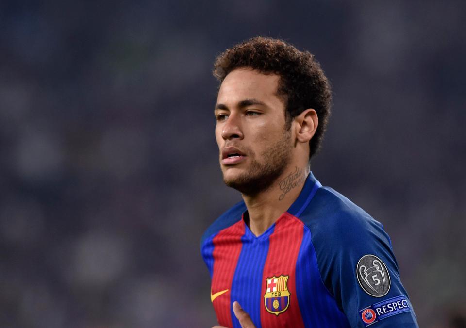 Neymar Haircuts2