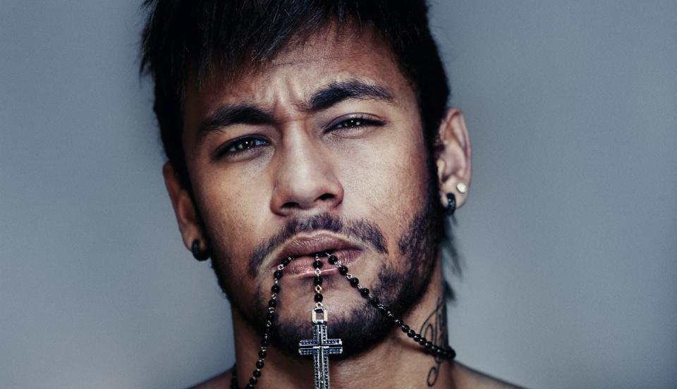 Neymar beard
