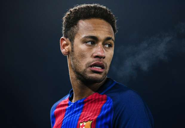 Neymar da Silva Santos Junior Hairstyles 2017