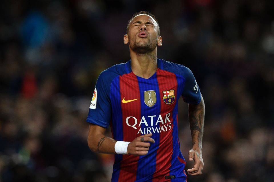 Neymar goals