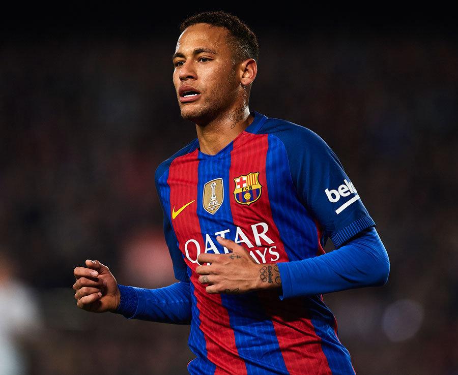Neymar new Haircuts