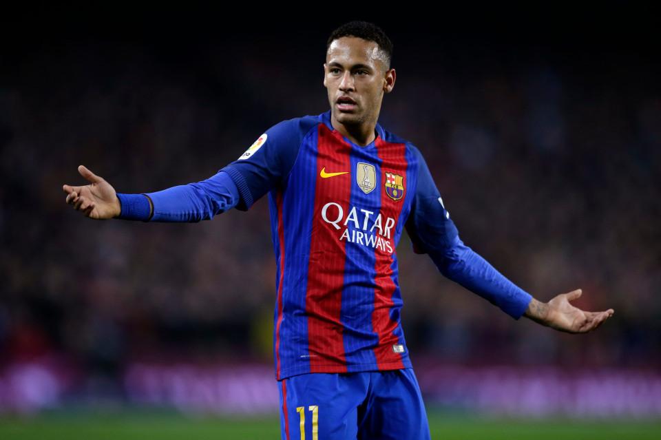 Neymar new Hairstyles 2017
