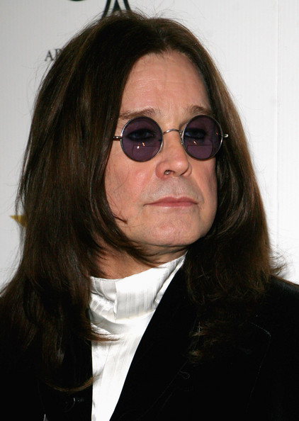 Ozzy Osbourne Hairstyles Celebrity Haircuts