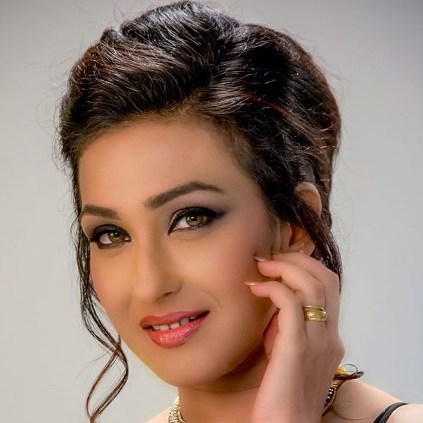 Rituparna Sengupta new Haircuts