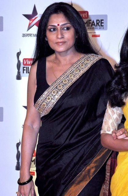 Rupa Ganguly new Hairstyles