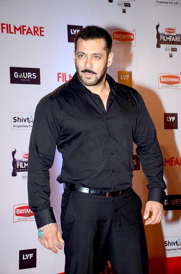 Salman Khan beard