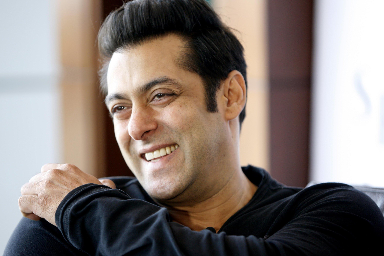 Salman Khan smile