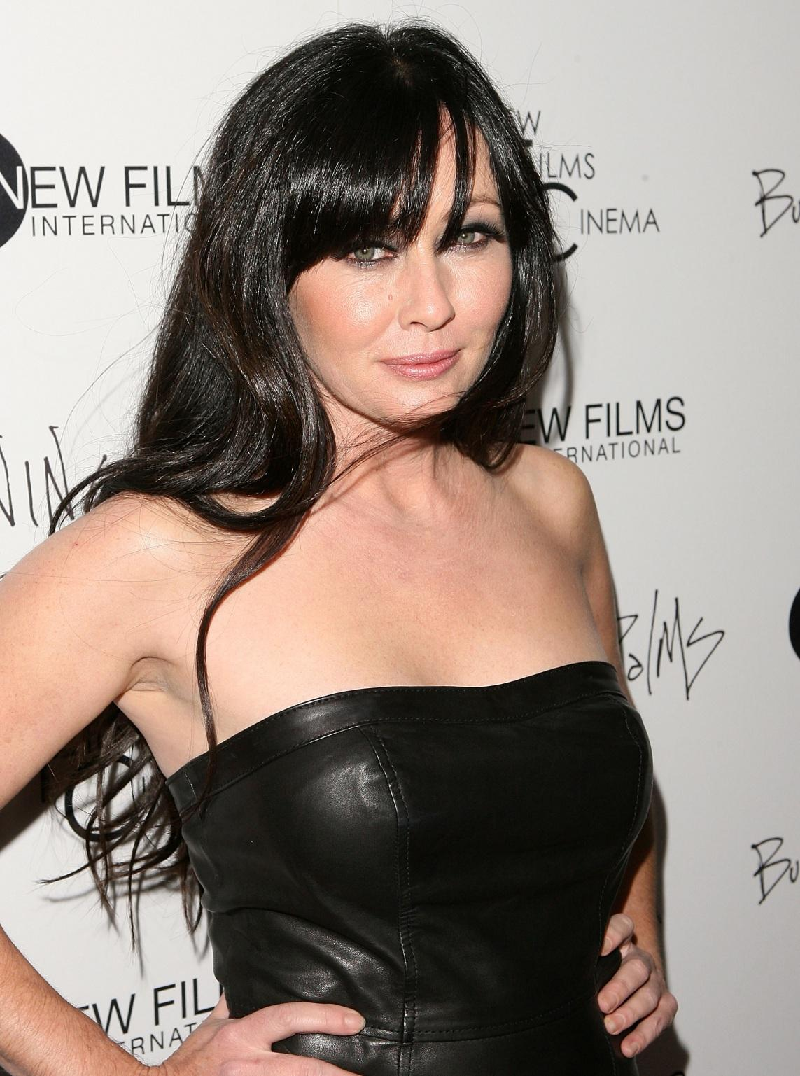 Shannen Doherty Hairs