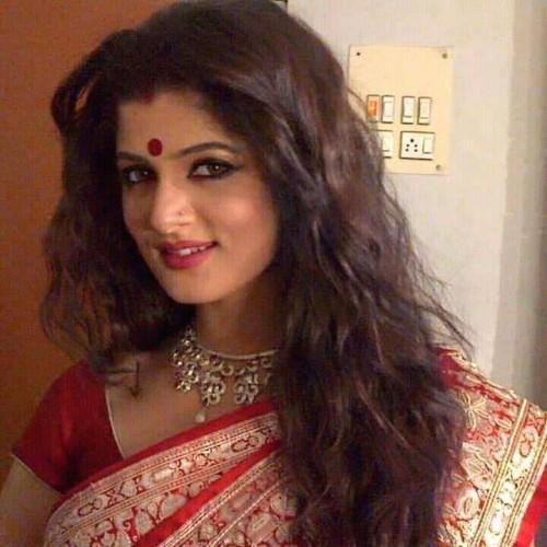 Srabanti Chatterjee Haircut