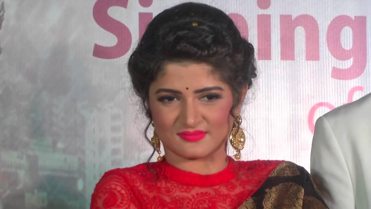 Srabanti Chatterjee Haircuts