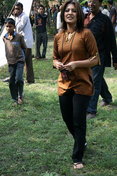 Srabosti Dutta Tinni new Hairs