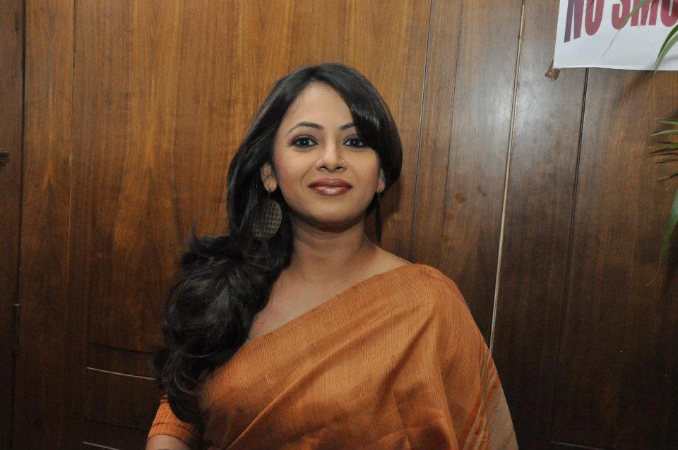 Sreelekha Mitra Haircut