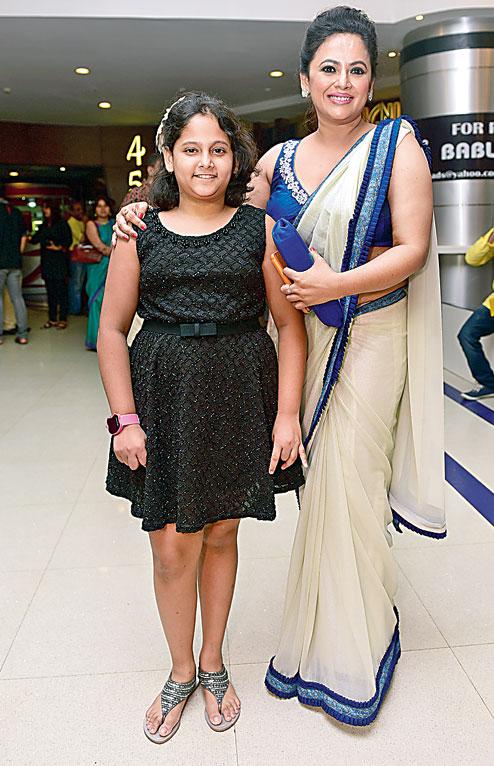 Sreelekha Mitra daughter