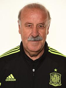 Vicente del Bosque Gonzalez